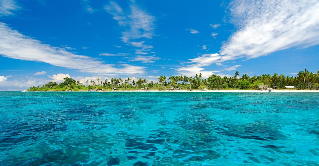 Пляж острова Памилакан на Филиппинах, фото 2