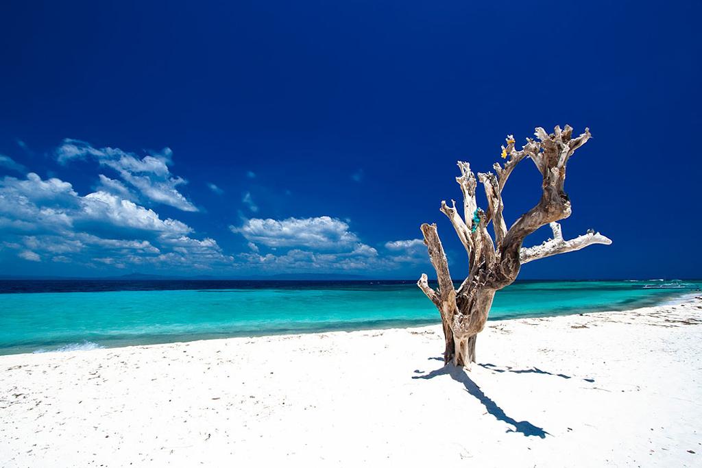 Пляж острова Памилакан на Филиппинах, фото 3