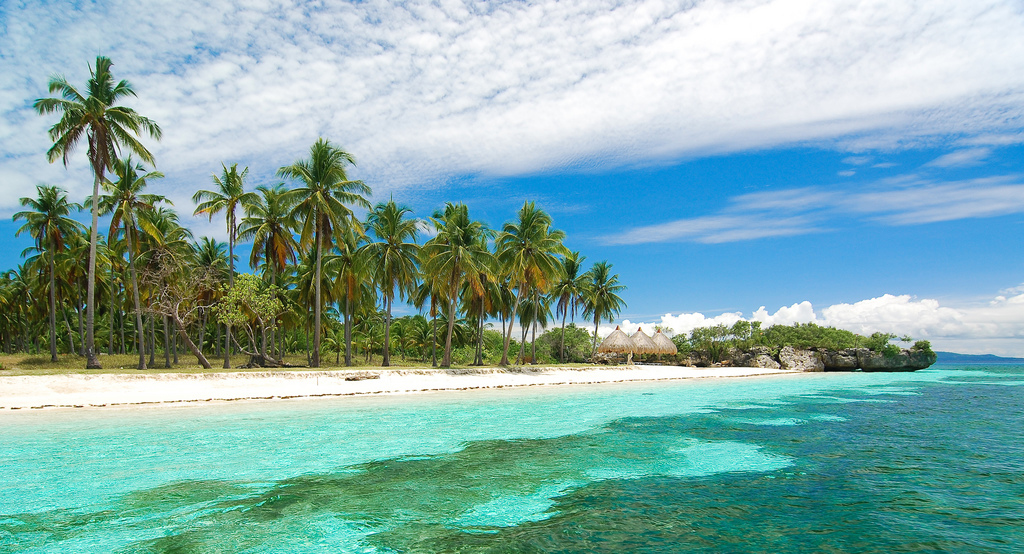 Пляж острова Памилакан на Филиппинах, фото 5