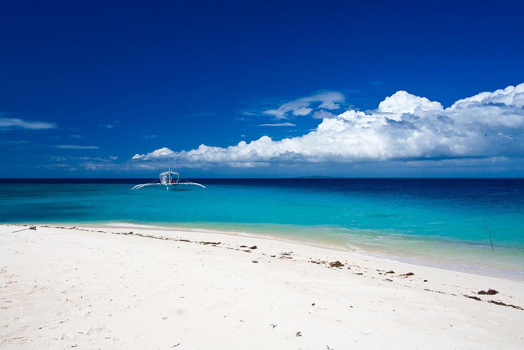 Пляж острова Памилакан на Филиппинах, фото 6