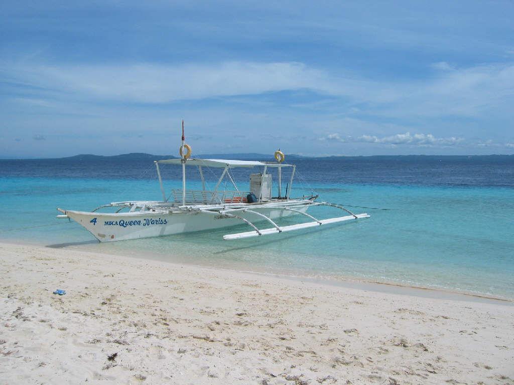Пляж острова Памилакан на Филиппинах, фото 7