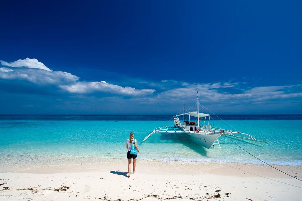 Пляж острова Памилакан на Филиппинах, фото 8