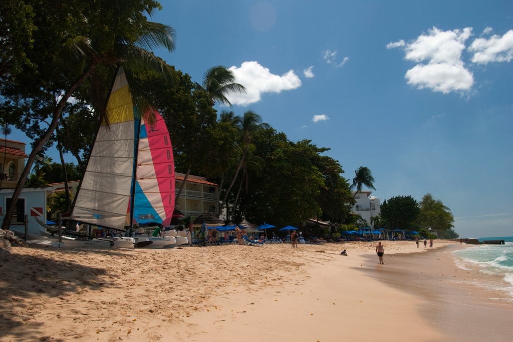 Пляж Пейнес-Бэй в США, фото 1