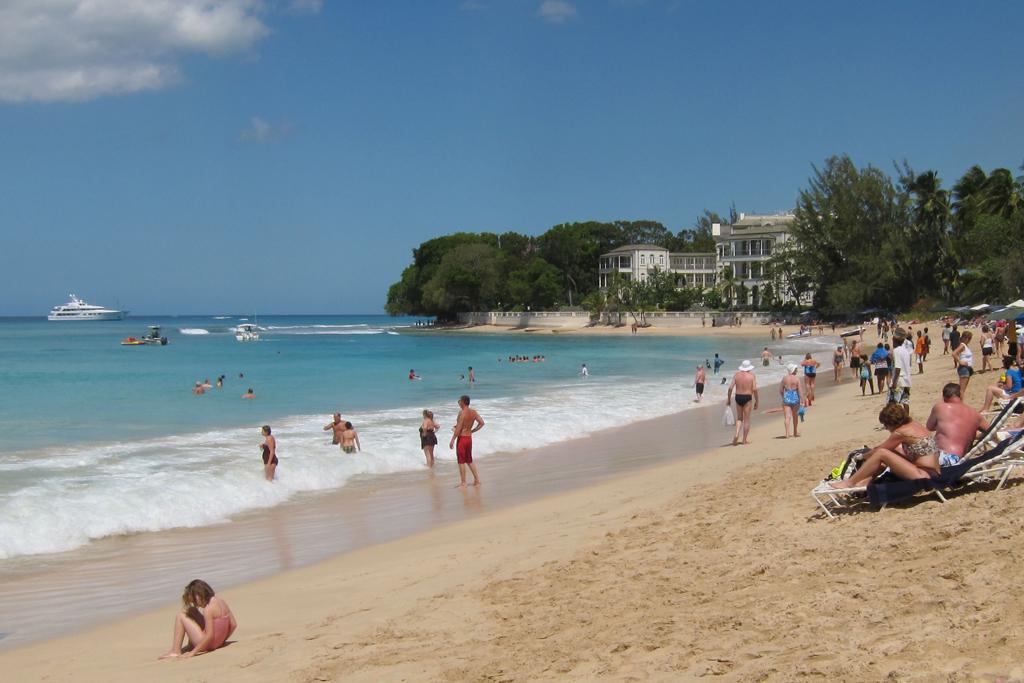Пляж Пейнес-Бэй в США, фото 6