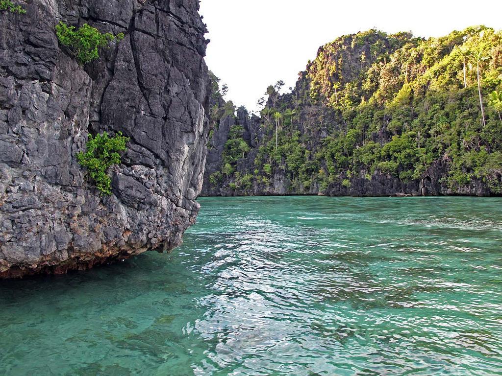 Пляж Раджа-Ампат в Индонезии, фото 1