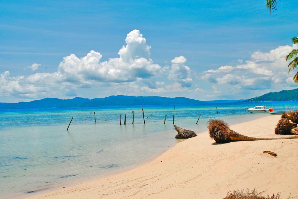 Пляж Раджа-Ампат в Индонезии, фото 4