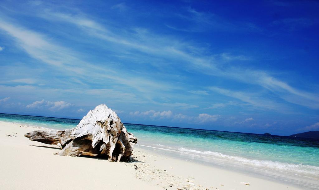 Пляж Раджа-Ампат в Индонезии, фото 9