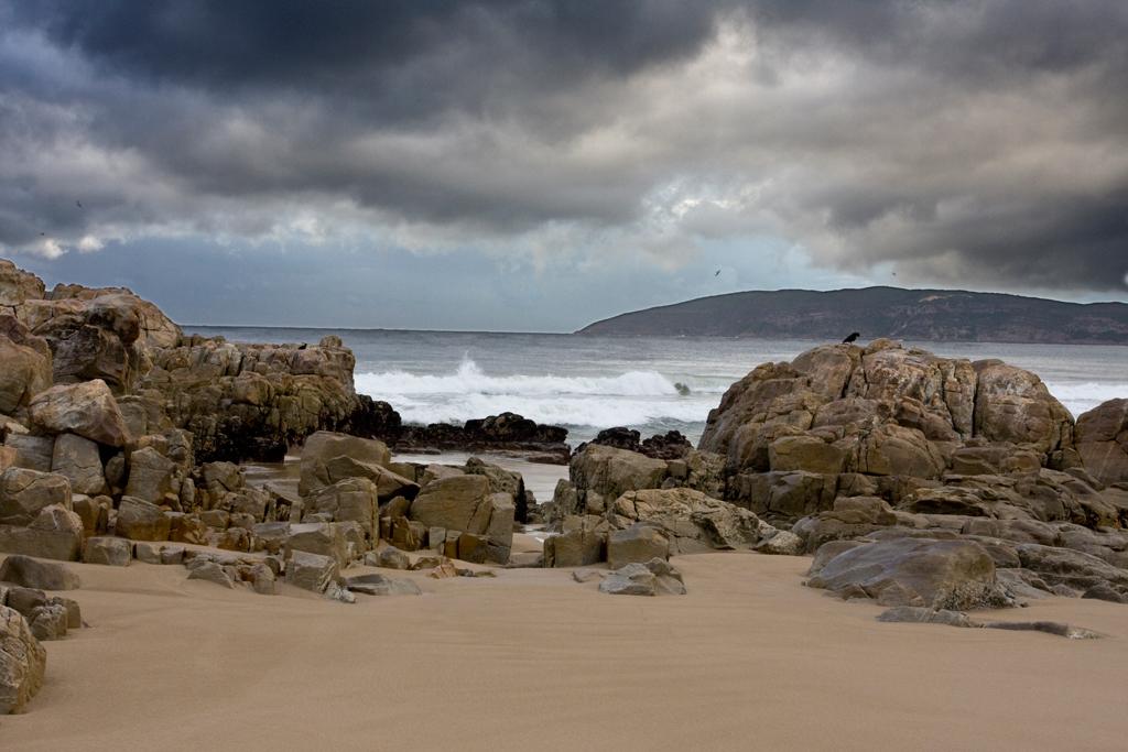 Пляж Робберг в ЮАР, фото 1