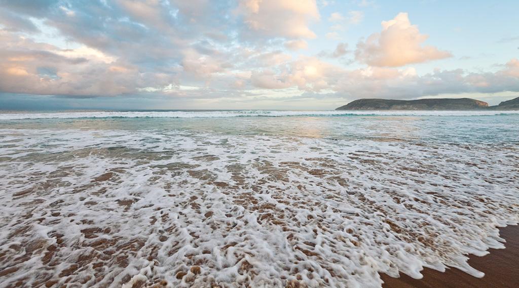 Пляж Робберг в ЮАР, фото 3