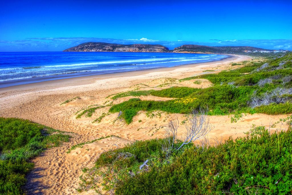 Пляж Робберг в ЮАР, фото 6