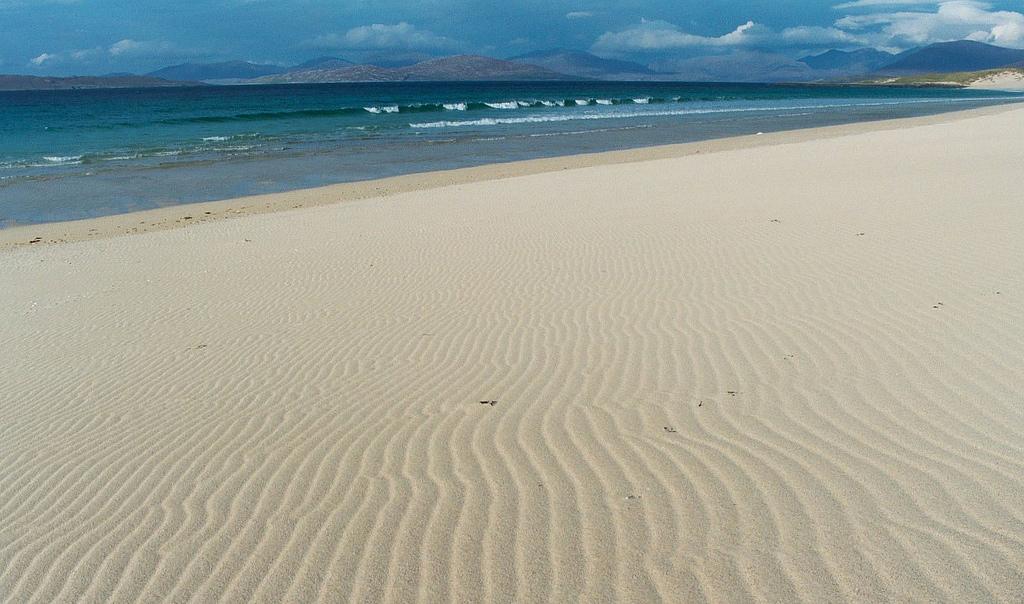 Пляж Скариста в Великобритании, фото 3