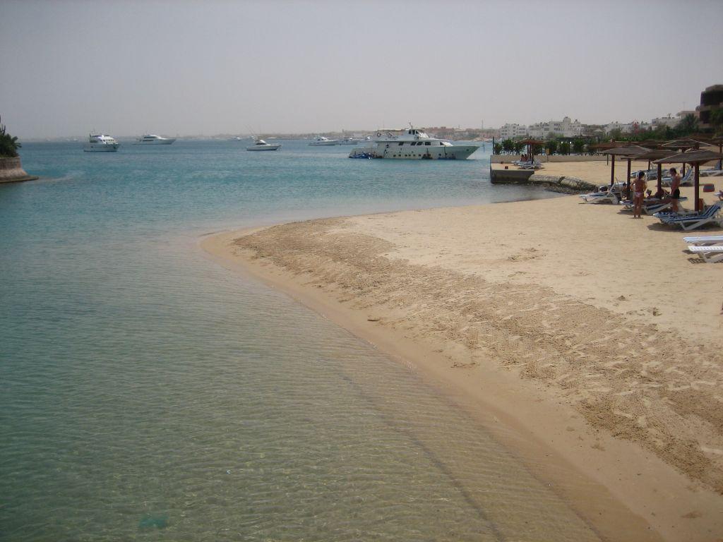 Пляж Хургада в Египете, фото 1