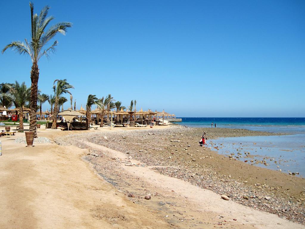 Пляж Хургада в Египете, фото 2