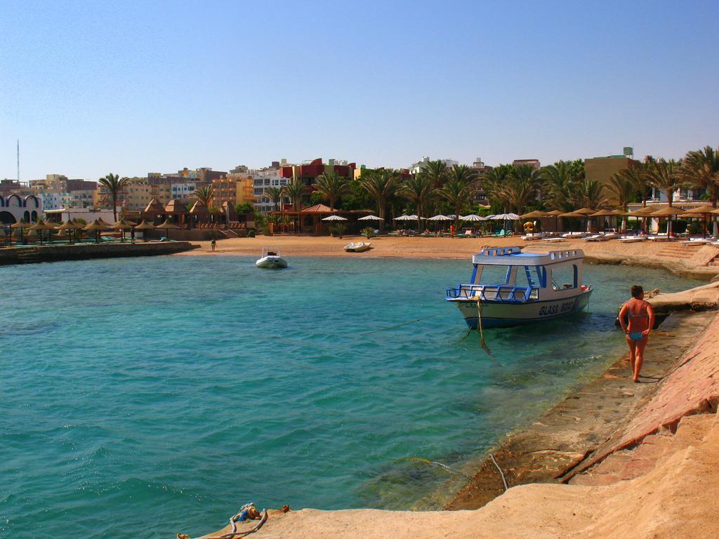 Пляж Хургада в Египете, фото 3