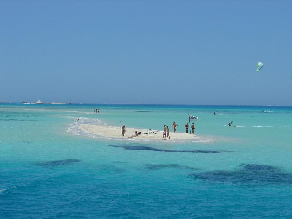 Пляж Хургада в Египете, фото 7