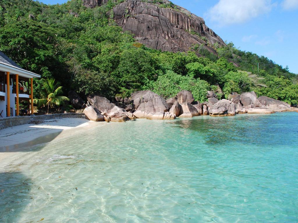 Пляж Анс Волберт на Сейшельских островах, фото 1