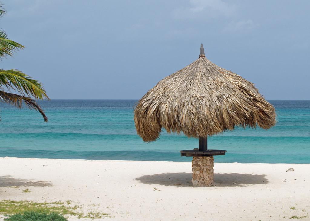 Пляж Араши в Арубе, фото 12