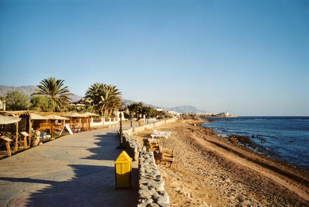 Пляж Дахаб в Египете, фото 2