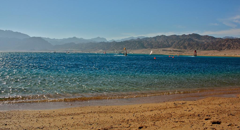 Пляж Дахаб в Египете, фото 8