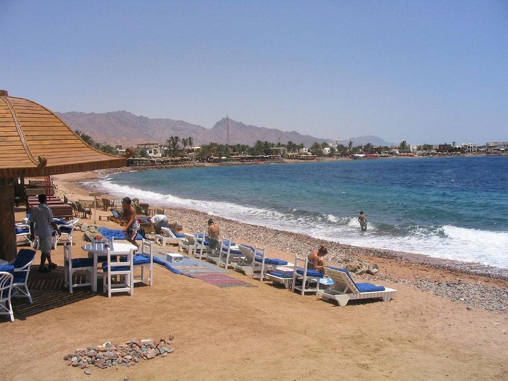 Пляж Дахаб в Египете, фото 9