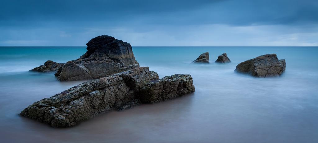 Пляж Дурнес в Шотландии, фото 1
