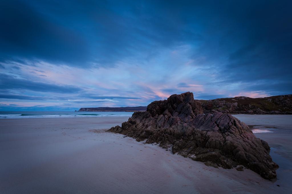 Пляж Дурнес в Шотландии, фото 2