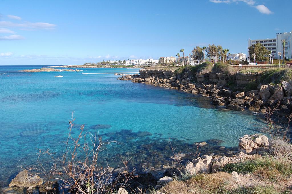 Пляж Фиг три на Кипре, фото 1
