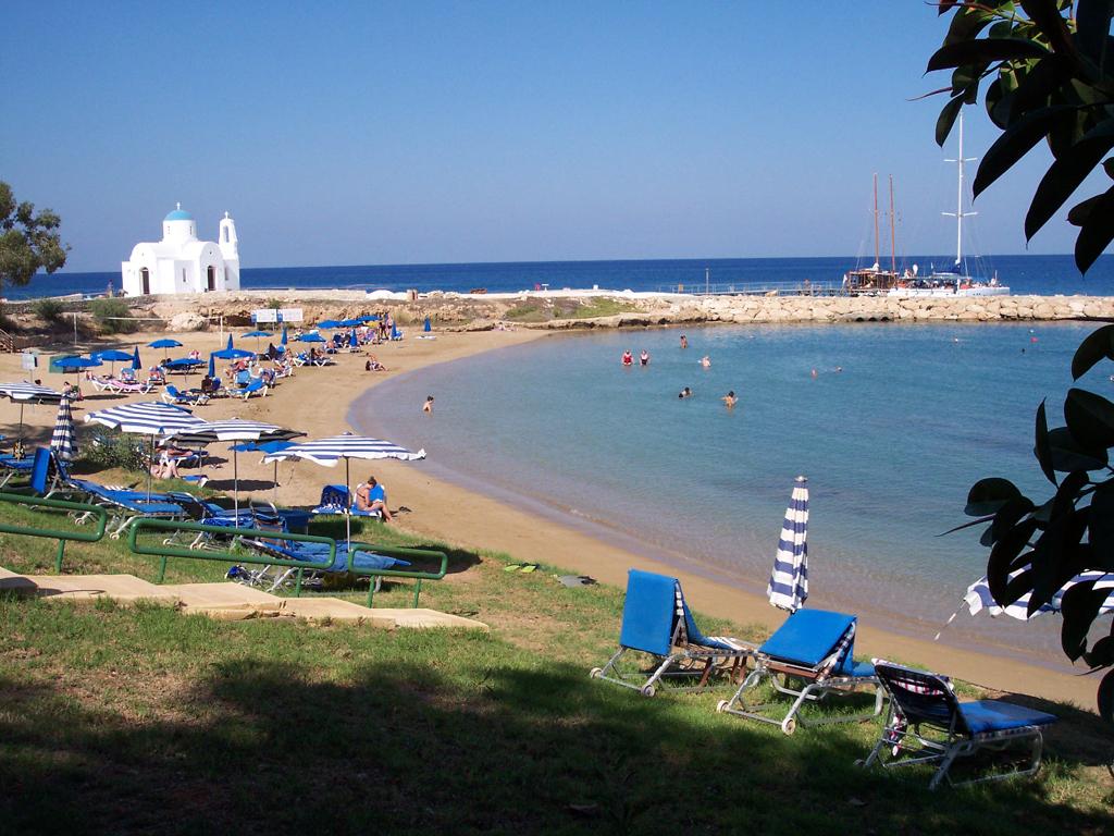 Пляж Фиг три на Кипре, фото 2