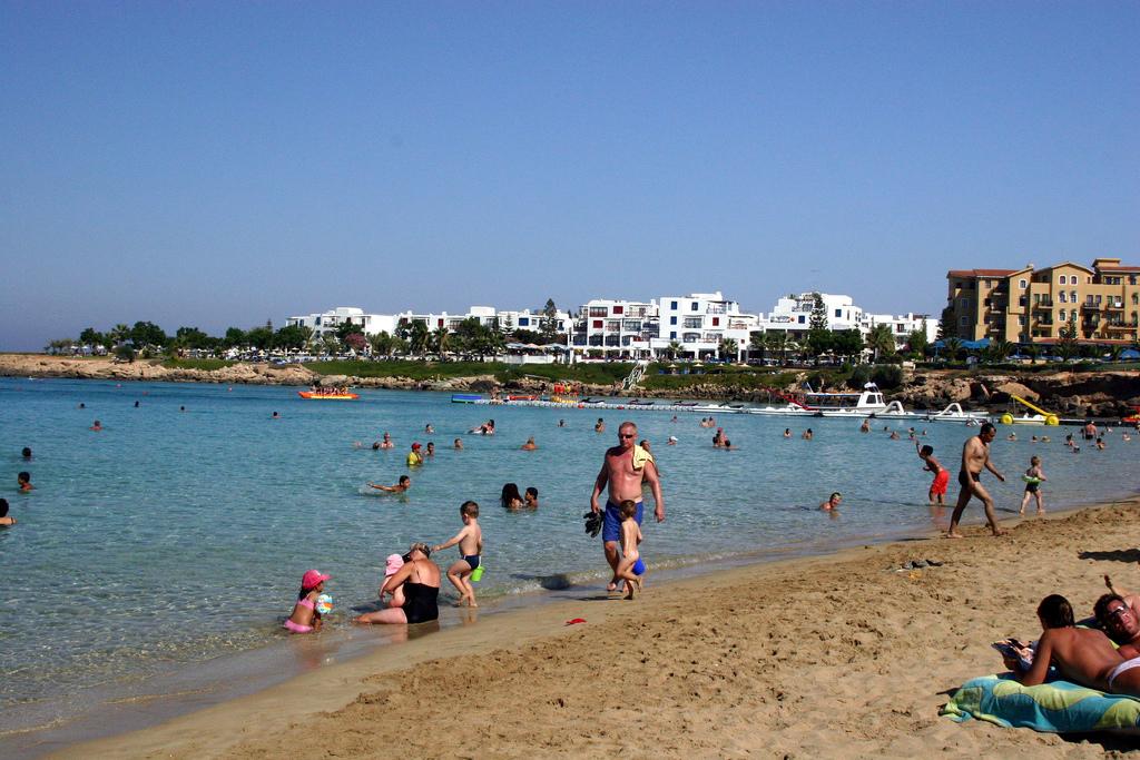 Пляж Фиг три на Кипре, фото 3