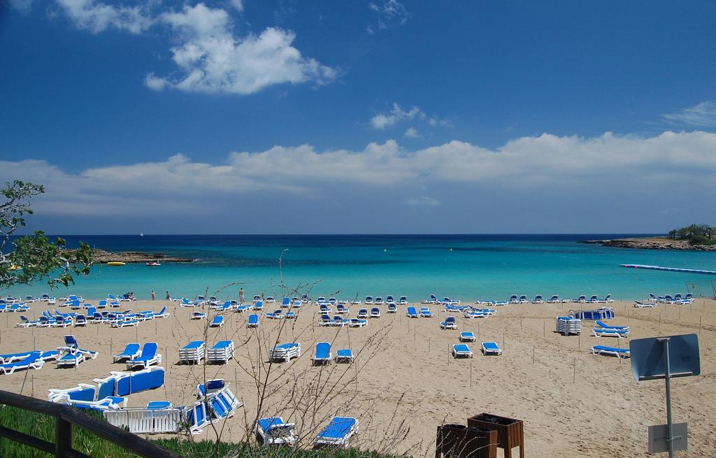 Пляж Фиг три на Кипре, фото 4