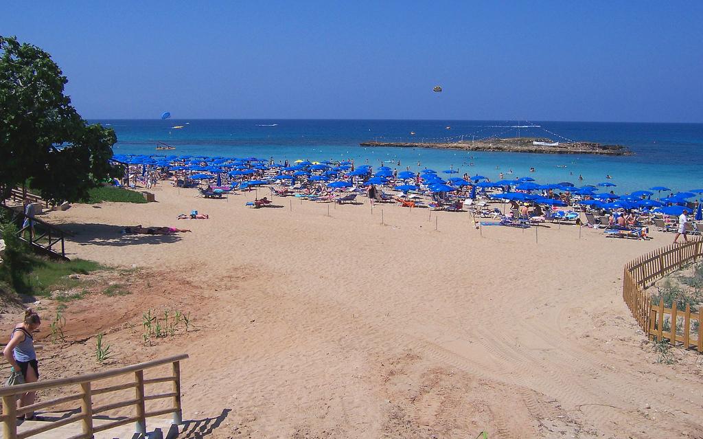 Пляж Фиг три на Кипре, фото 6