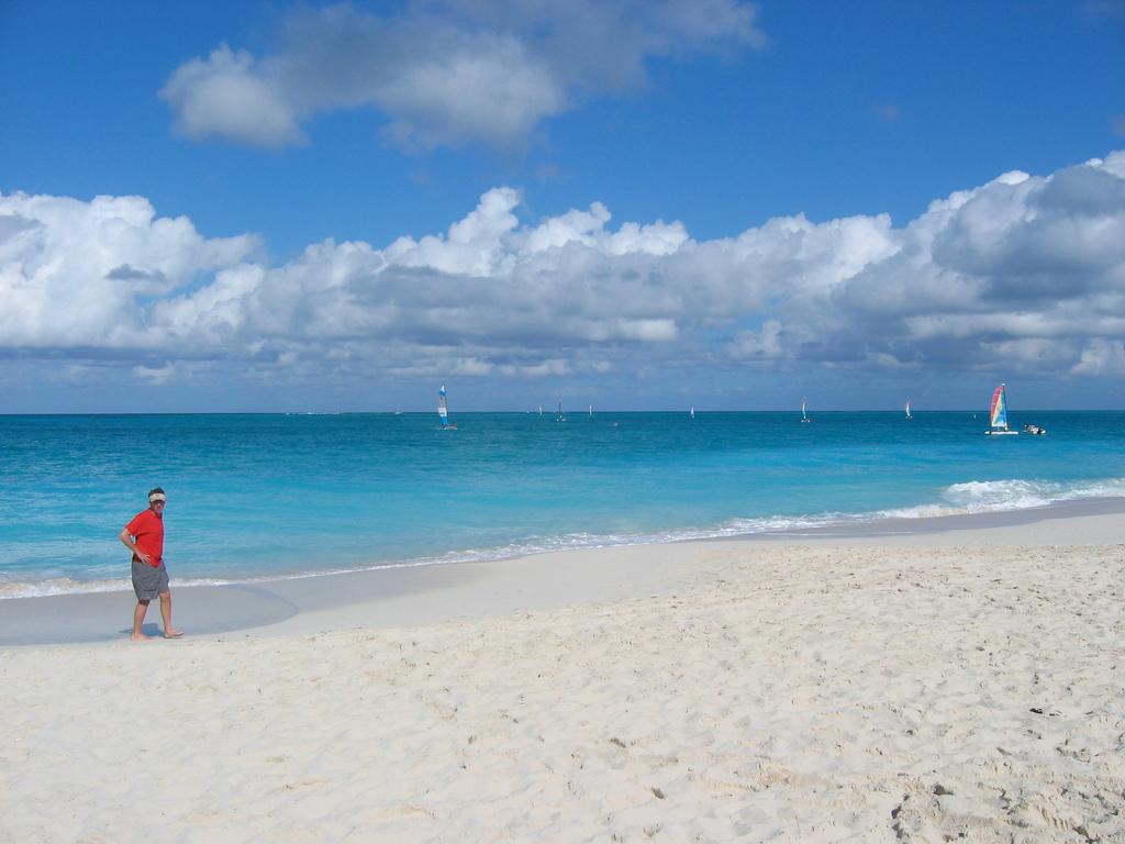 Пляж Грейс Бэй на Карибских островах, фото 5