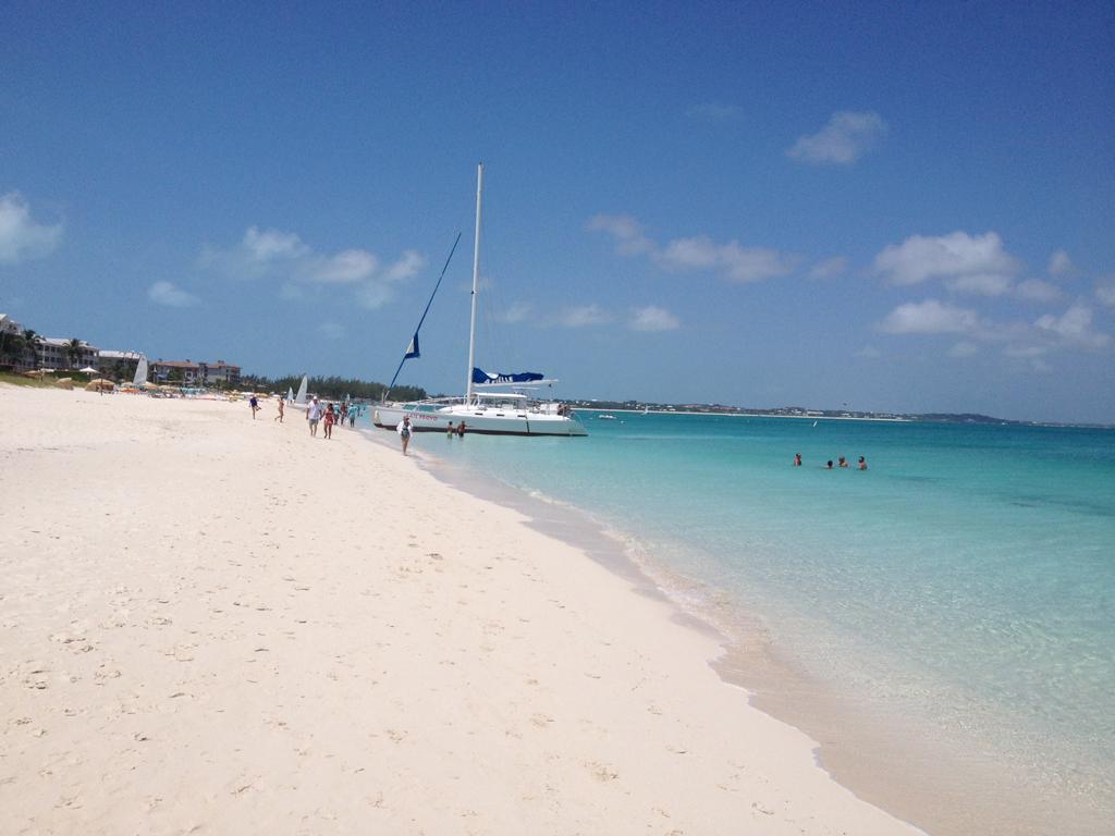Пляж Грейс Бэй на Карибских островах, фото 6