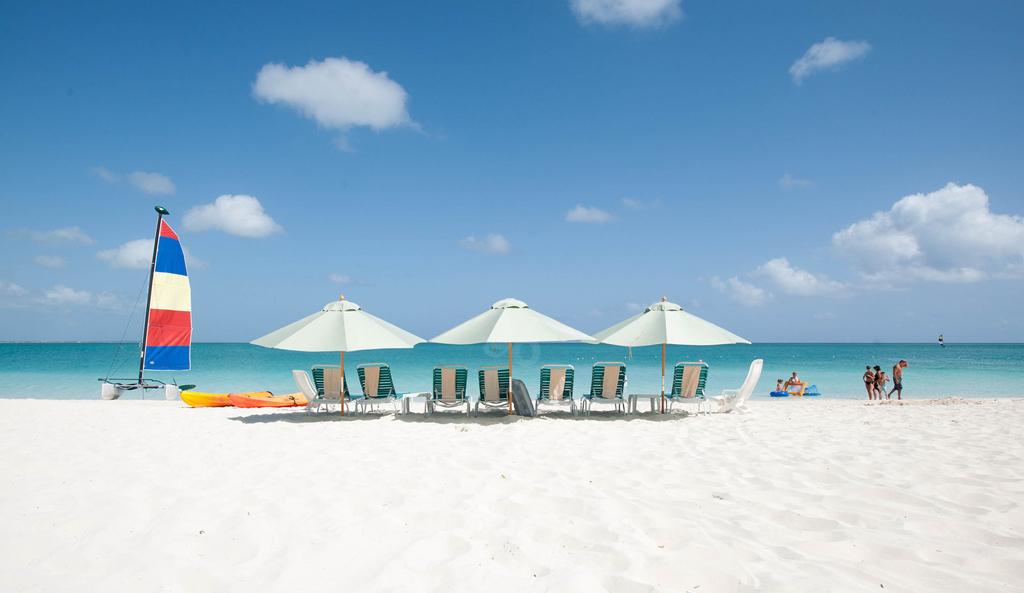 Пляж Грейс Бэй на Карибских островах, фото 7