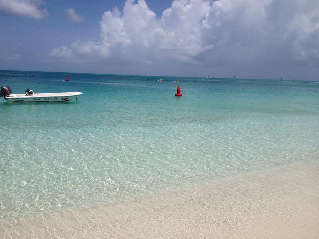 Пляж Грейс Бэй на Карибских островах, фото 8