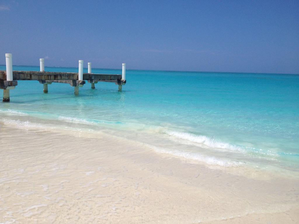 Пляж Грейс Бэй на Карибских островах, фото 9