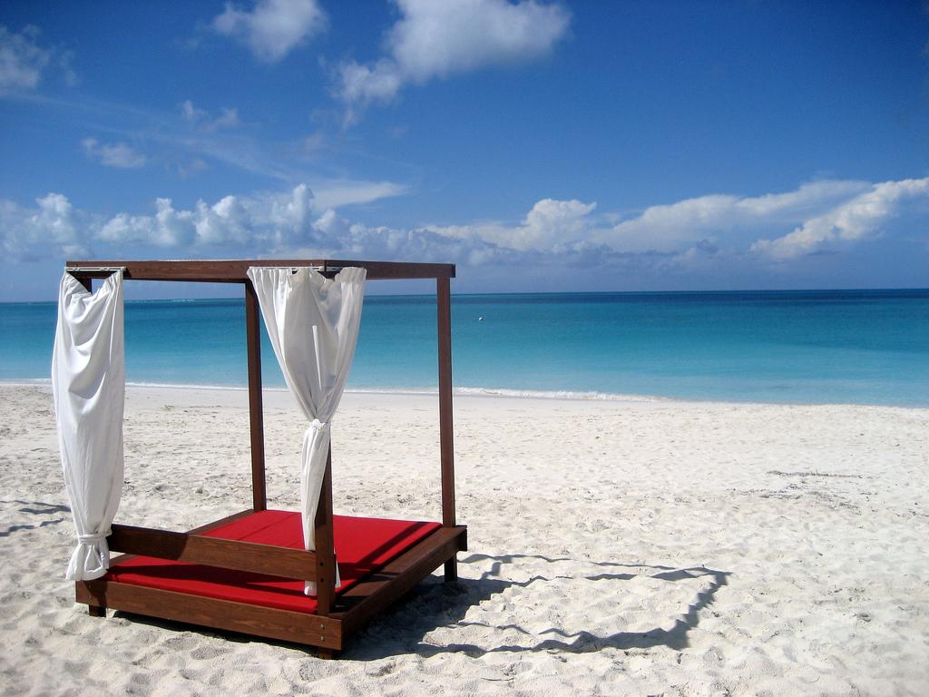 Пляж Грейс Бэй на Карибских островах, фото 10