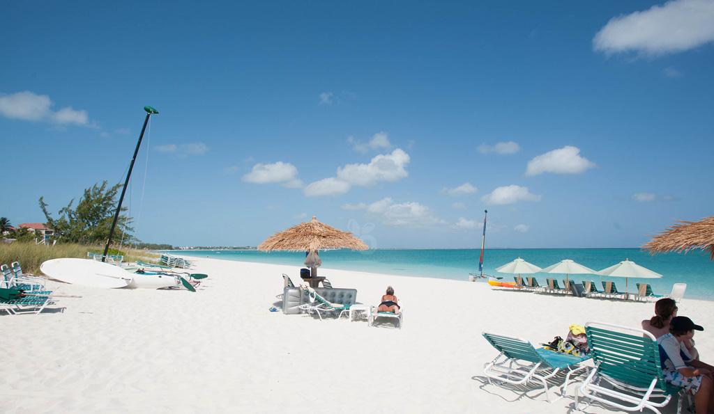 Пляж Грейс Бэй на Карибских островах, фото 12
