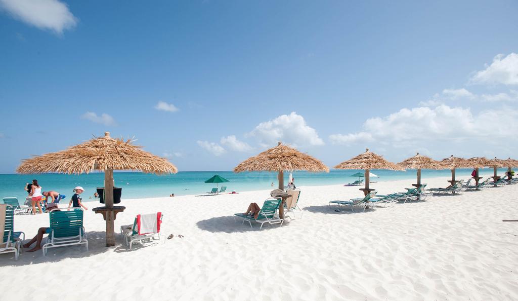 Пляж Грейс Бэй на Карибских островах, фото 13