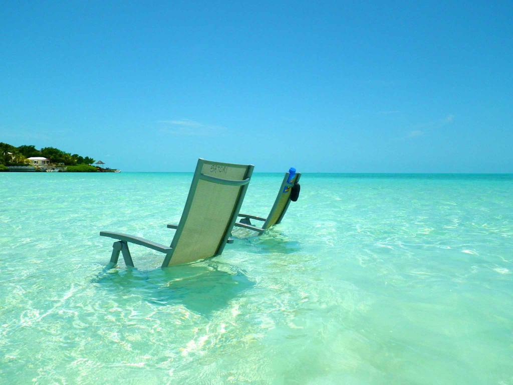 Пляж Грейс Бэй на Карибских островах, фото 15
