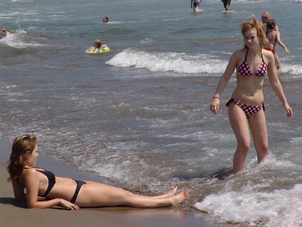 Пляж Изтузу в Турции, фото 1