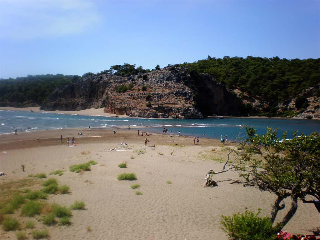Пляж Изтузу в Турции, фото 2