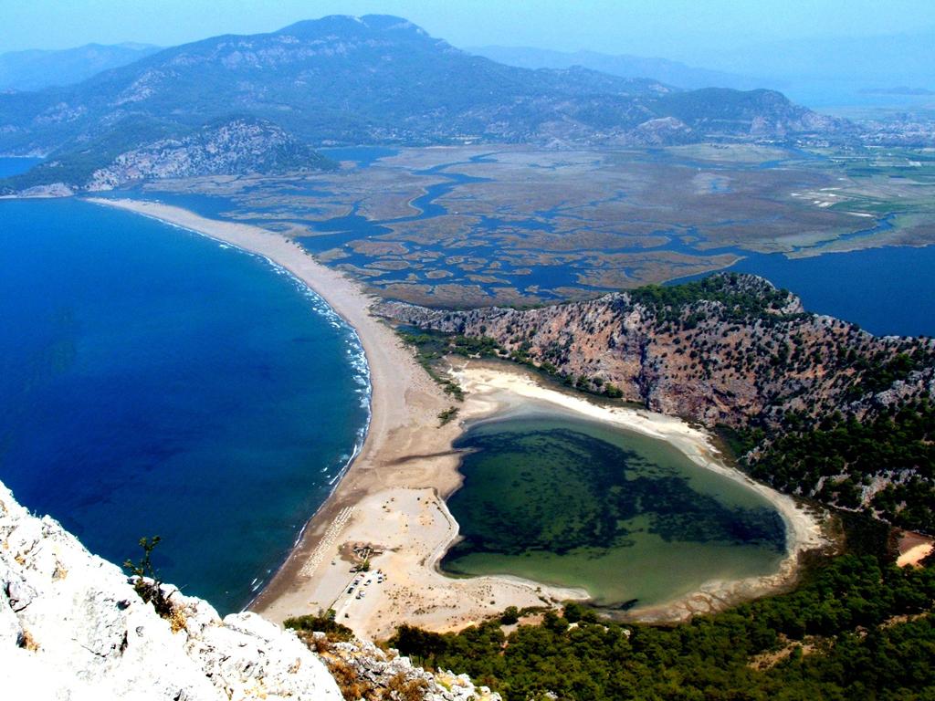 Пляж Изтузу в Турции, фото 3