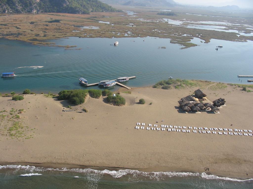 Пляж Изтузу в Турции, фото 4