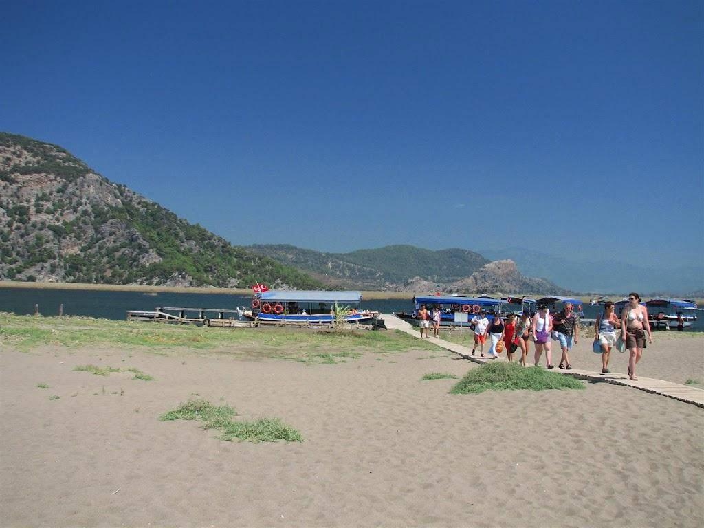 Пляж Изтузу в Турции, фото 9