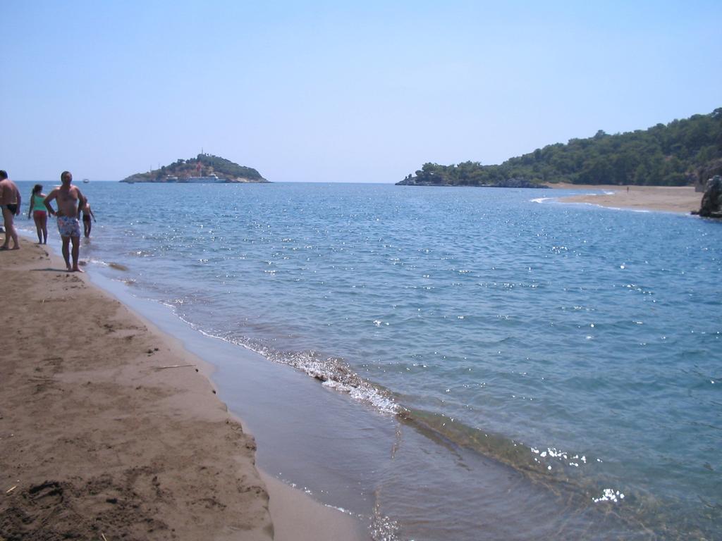 Пляж Изтузу в Турции, фото 11