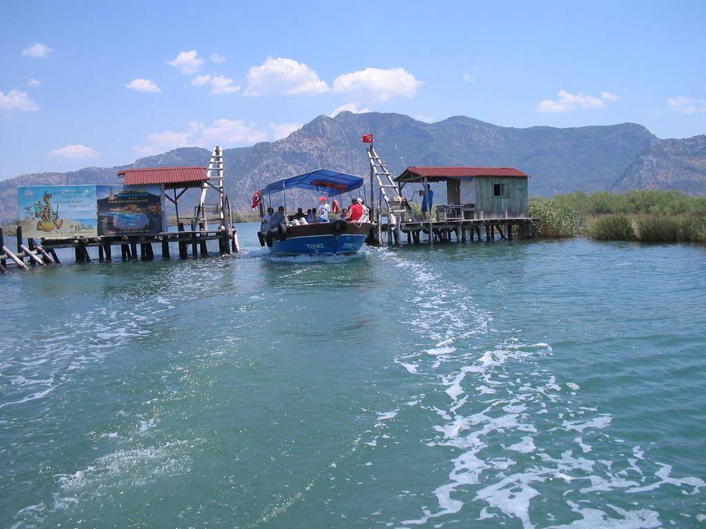 Пляж Изтузу в Турции, фото 12