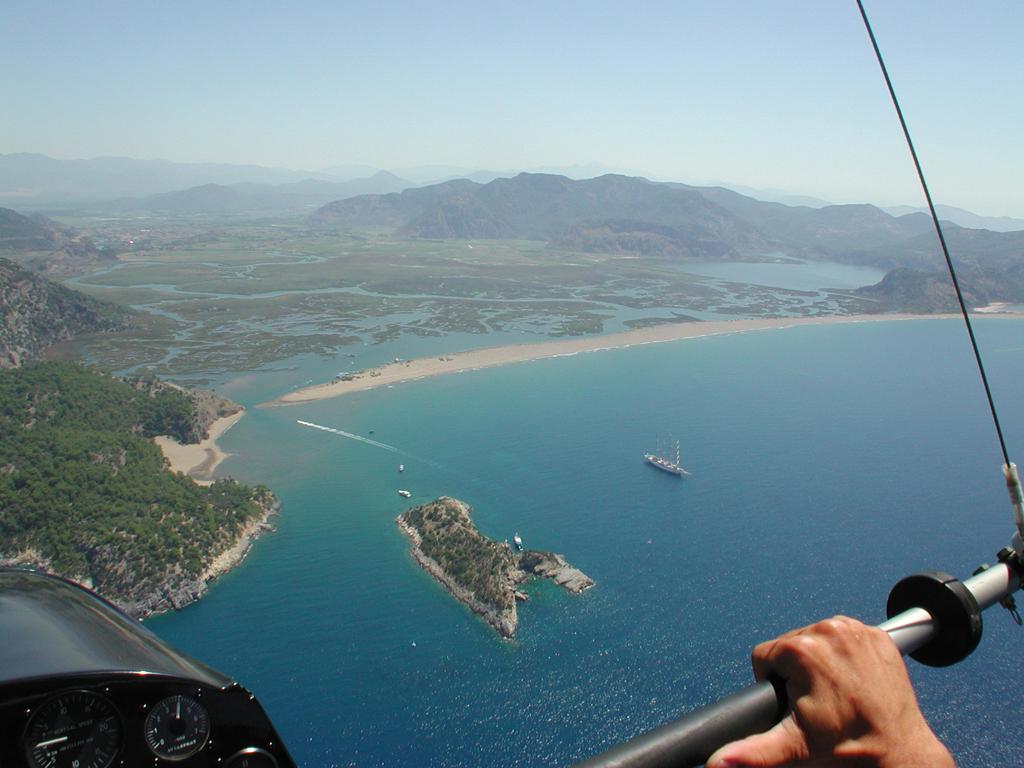 Пляж Изтузу в Турции, фото 13