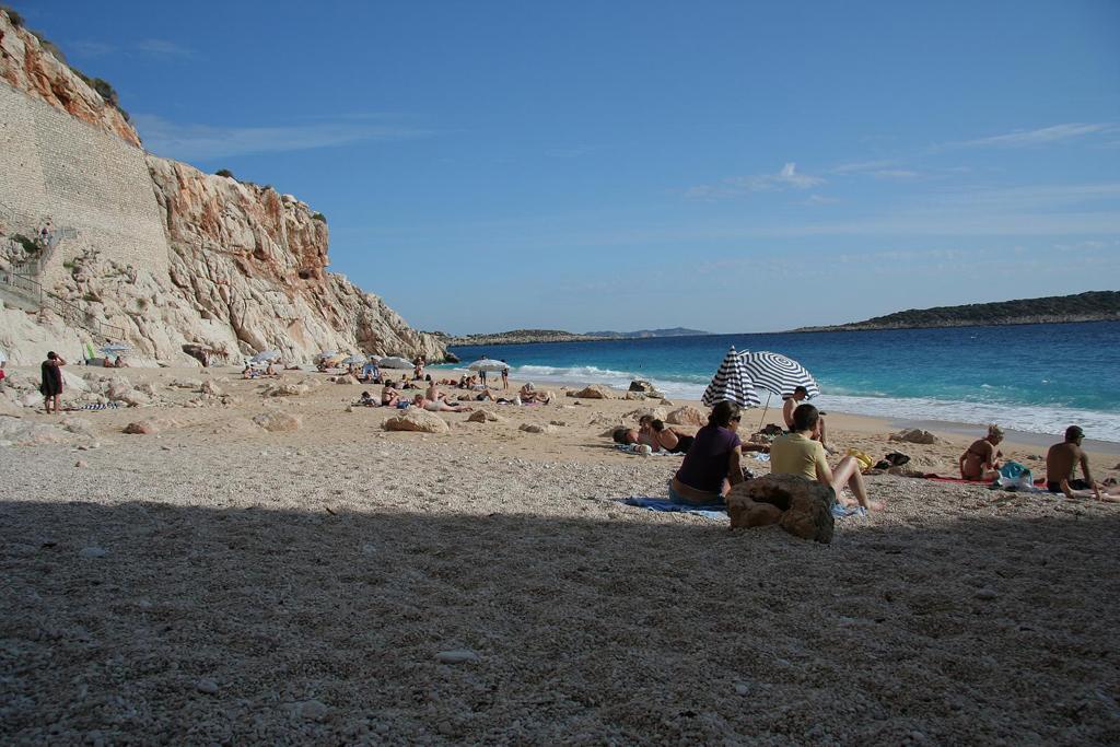 Пляж Капуташ в Турции, фото 3