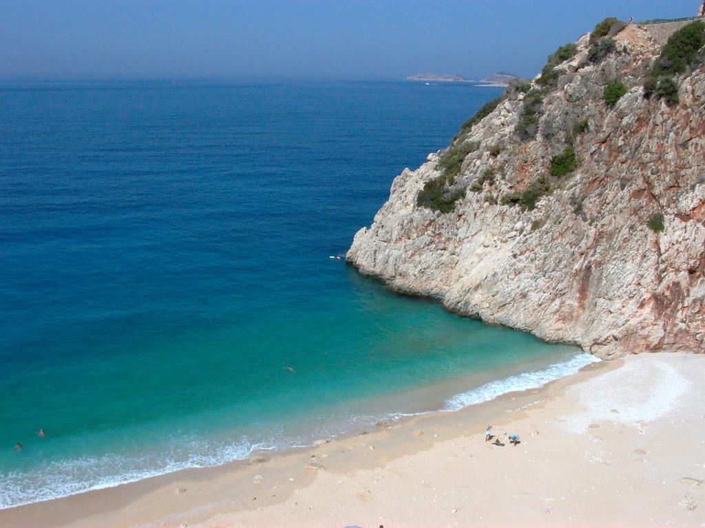 Пляж Капуташ в Турции, фото 4